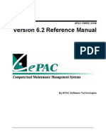 E Pac 62 Reference Manual