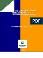 Jurnal 11 - Penggunaan Momentum Dalam Model Asset Pricing