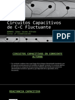 Circuitos Capacitivos de C-C Fluctauntes