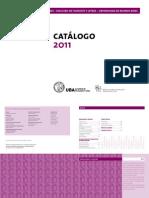 Catalogofilo_2011