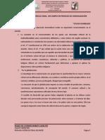 LA EDUACACIÓN INTERCULTURAL UN CAMPO EN PROCESO DE CONSOLIDACIÓN