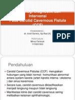 Power Pointnya Radiologi Diagnostik Dan Intervensi Pada CCF