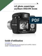 Kodak DX6490 FR Fr
