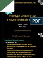 Banco Mundial e o Mercado de CO2