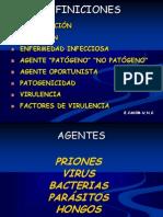 Agente vs. Huesped - Dr. Jakob