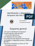 Los TEL- Diagnóstico precoz e intervención educativa
