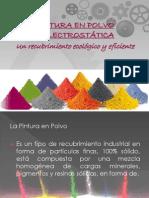 PINTURA EN POLVO ELECTROSTATICA.pptx