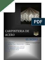 Puertas de acero -Análisis Edificaciones II