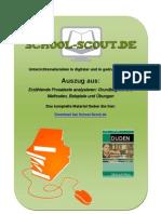 16695 Erzaehlende Prosatexte Analysieren Grundbegriffe Und Methoden Beispiele Und Uebungen.1-Vorschau Als PDF