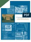 California Tenant Handbook