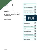 s71500 Communication v12 Function Manual Es-ES Es-ES
