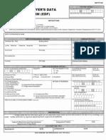 Pag-ibig PFF002 Employer'sData V02