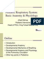 Peds Basic Anatomy Physiology