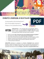 AnthroPOP - série veřejných talk show s českými antropology