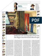 IL MUSEO DEL MONDO 25 - Cinema a New York Di Edward Hopper (1939) - La Repubblica 16.06.2013