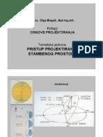 Pristup Projektiranju Stana 2009-10-11