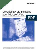 MS Visio 2003 Guide du Développeur