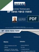 HP 1010 1012_esp