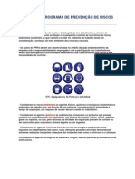 NR 9 PPRA Programa de Prevenção de Riscos Ambientais