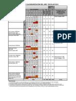 1 8-1-2013 Modelo Calendarizacion 20131