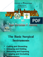Slides Surgical Instruments Update 1.7