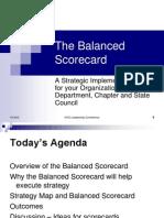 Balance Scorecard - An Effective Tool