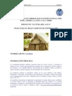 Ficha Pueblo Garifunas