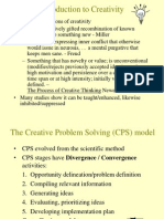 Creativity 7