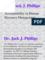 Hr Accountability