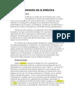 parcial de didactica origen de la didáctica2