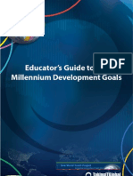 Educator's Guide to the MDGs