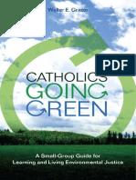 Catholics Going Green (excerpt)