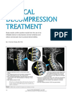 Cervical Spine Decmpression Normal Shealy Paper in Pain