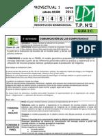 LP1 GUÍA TP2 C 2013 clases 21 y 22