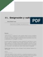 12 - EMIGRACIÓN Y CULTURA