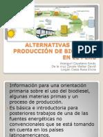 Biodiesel Monografia