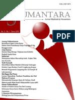 Jumantara Vol 3, No 1, 2012