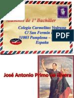JA Primo de Rivera