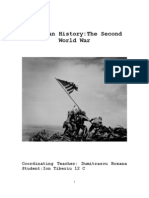 American History-The Second World War