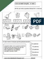 Diagnóstica - Língua Portuguesa - 2