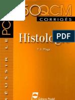 Histologie 150 Qcm Corriges Exclusivement Sur Doc Dz by Nadji 85