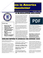 Chelsea in America Vol1 Issue1