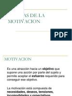 Proceso Motivacionales
