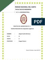 informe 1organica