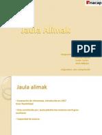 Jaula Alimak