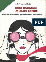 132157855 Mulheres Ousadas Chegam Mais Longe PDF Ocr