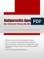 Antiparasitic Agents Revised