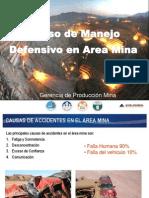 Presentación Manejo Defensivo módulo 2 MINA