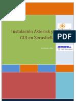 Instalando Asterisk Con GUI en Zeroshell