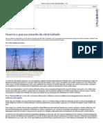 Guerra e paz no mundo da eletricidade — CH